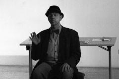 Helmut Bieler-Wendt: sur scène