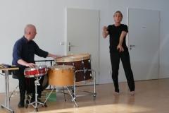 Fritz Hauser & Jean Laurent Sasportes