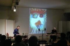 Tony Oxley & Stefan Hölker