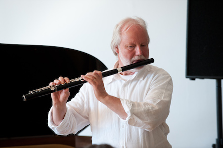 Flute Vision - Improvisationswerkstatt Querflöte