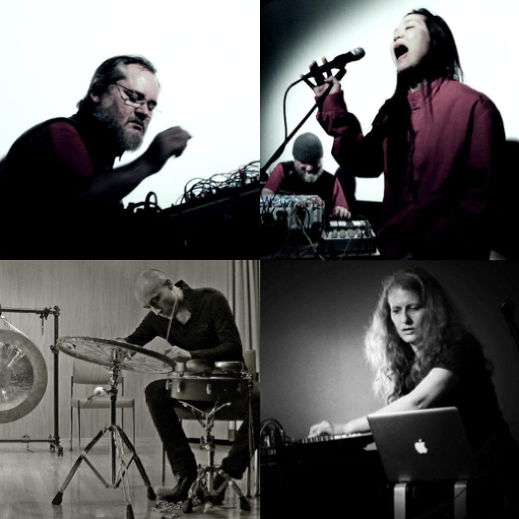 Hiss & Viscera // Luis Tabuenca / Dafna Naphtali Duo