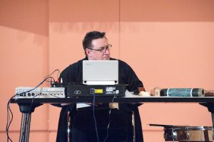 Lernraum, regelmäßiger Kurs, Musique concrète, Thomas Gerwin