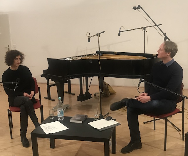 Denkraum Magda Mayas & Matthias Maschat