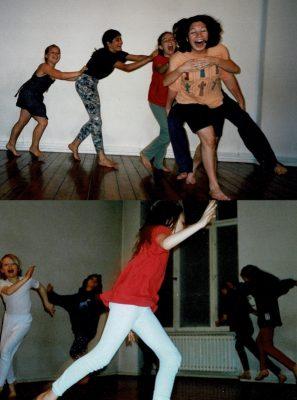 Fortbildung Tanzimprovisation mit Brigitte Westkemper