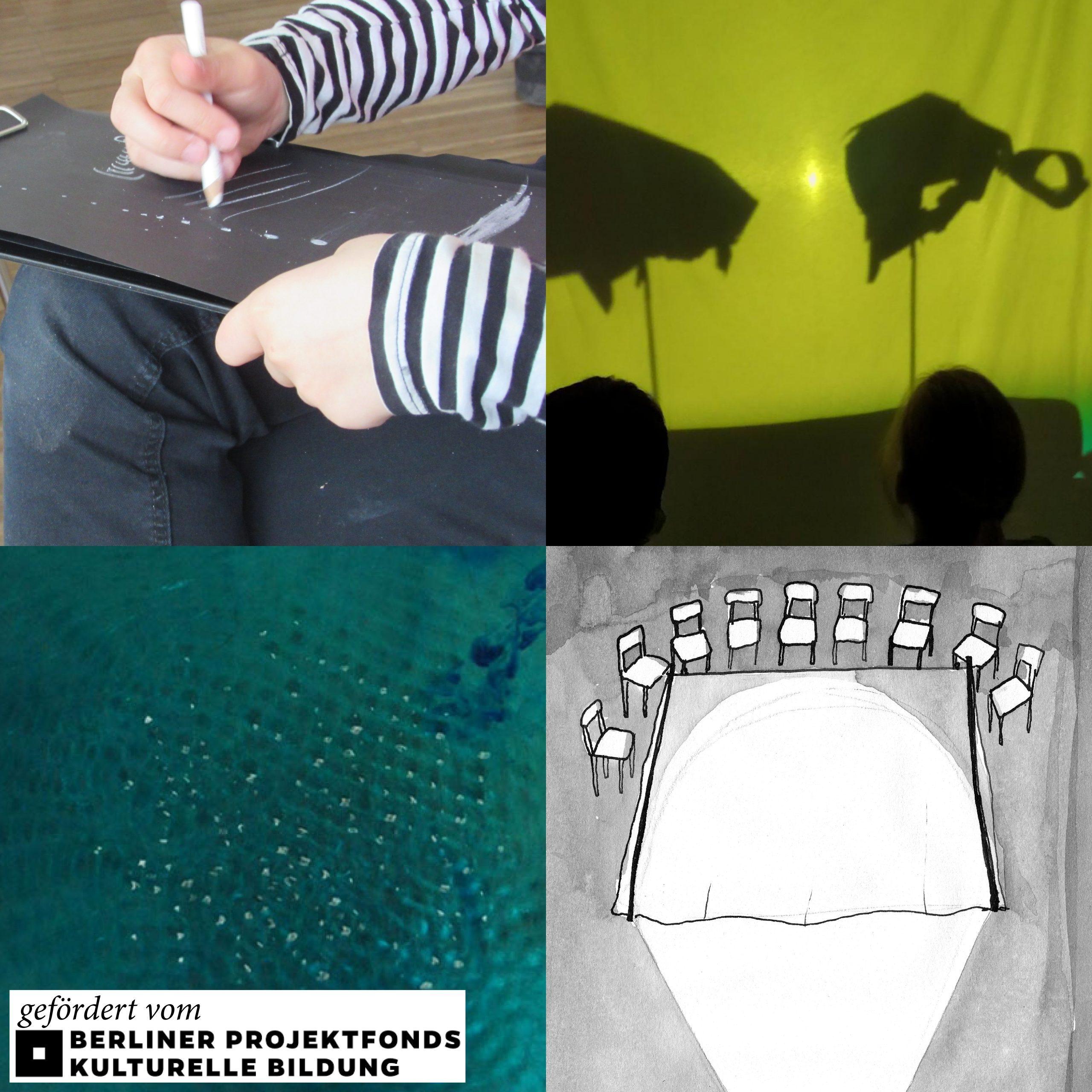Workshops Schall und Schatten