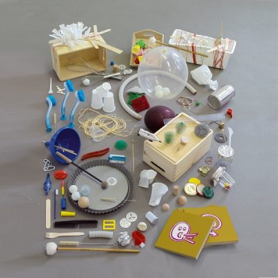 geräusch[mu'si:k] – Music with everyday objects in the kindergarden