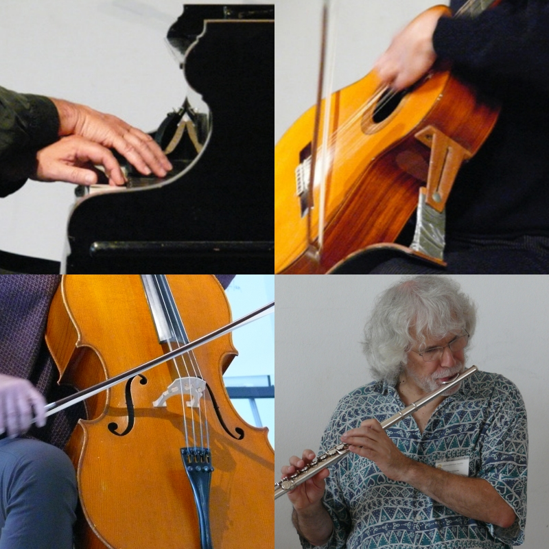 Improvisation as part of instrumental teaching