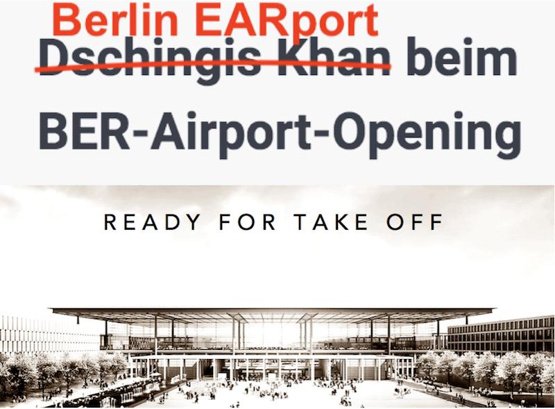 Berlin EARport