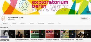 YouTube exploratorium berlin