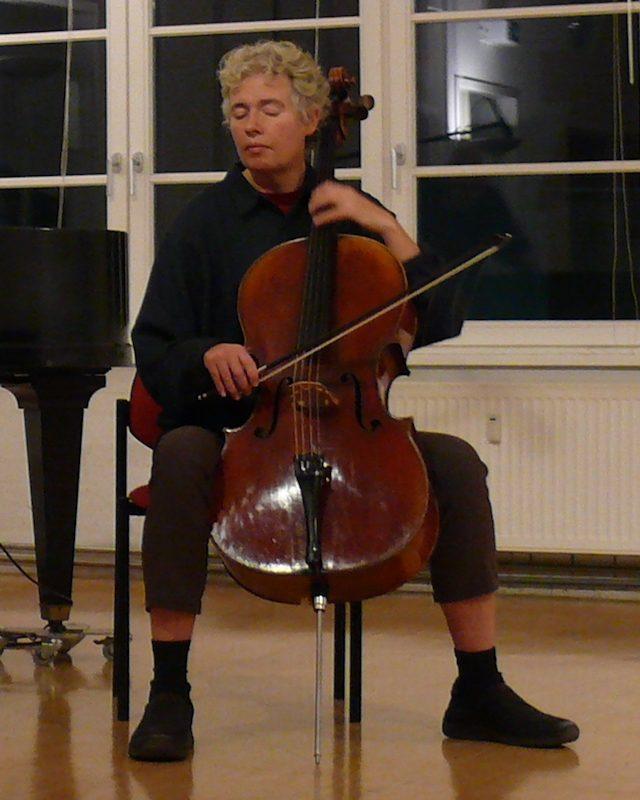 Improvisationsworkshop mit Corinna Eikmeier