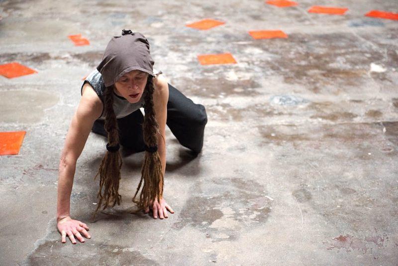 Workshop Tanz zwischen Improvisation und Butoh