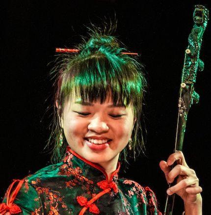 Portrait Chiao-Hua Chang